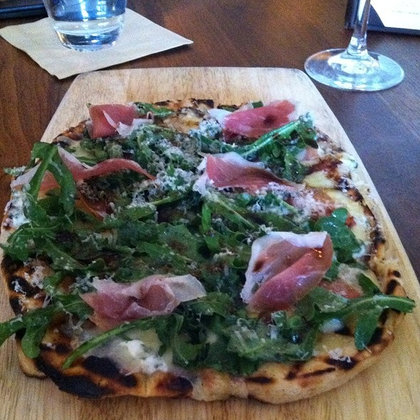 Flatbread With Arugala, Prosciutto And Gruyere - BLT Steak at Camelback Inn, A JW Marriott Resort, Scottsdale, AZ