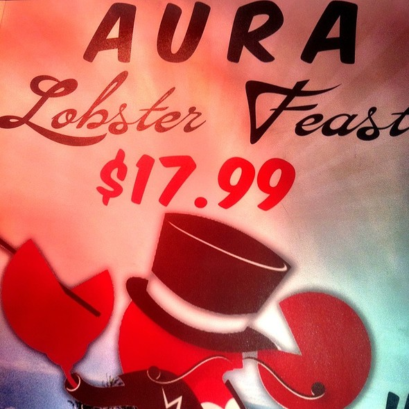 Lobster Festival - Aura, Miami Beach, FL