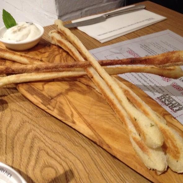 Deep Fried Dough Stick - Zizzi - Birmingham, Birmingham, West Midlands