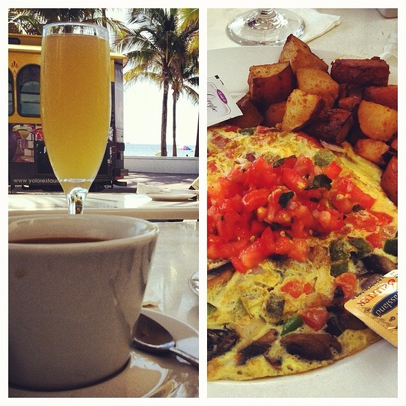 Vegetarian Frittata - SPAZIO - Fort Lauderdale, Fort Lauderdale, FL