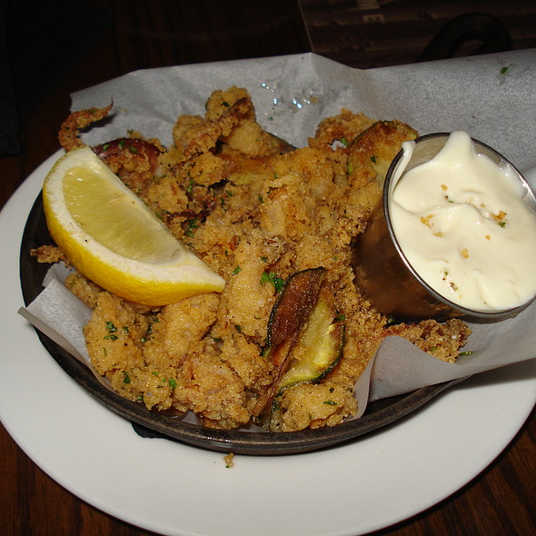 Calamari - Second Home Kitchen & Bar, Denver, CO