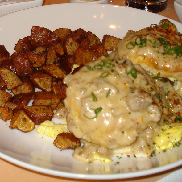 Biscuits and Gravy - Elway's Cherry Creek, Denver, CO