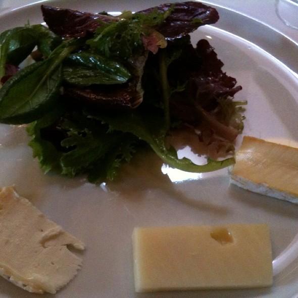 Cheese Plate - Beast, Portland, OR