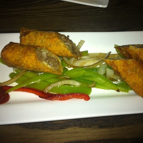 Philly Cheesesteak Eggrolls - Taste - Society Hill, Philadelphia, PA