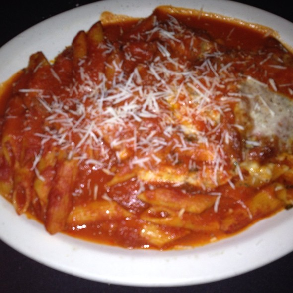 Veal Parmigiana - Buon Appetito - New Jersey, Bayonne, NJ
