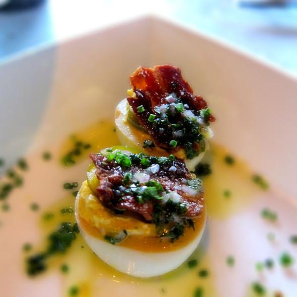 Deviled Eggs - Park Tavern, San Francisco, CA