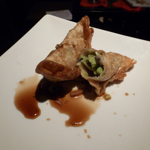 Edamame Potstickers - Ciro's Speakeasy and Supper Club, Tampa, FL