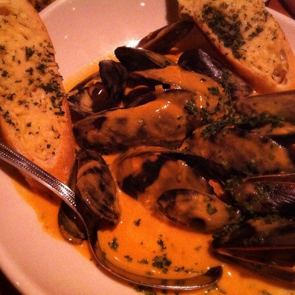 Steamed Mussels - Firefly Tapas on Paradise, Las Vegas, NV