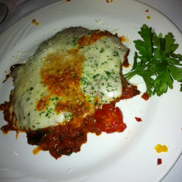 Chicken Parmesan - Firenze, New York, NY