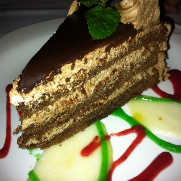 Chocolate Mousse Cake - Firenze, New York, NY