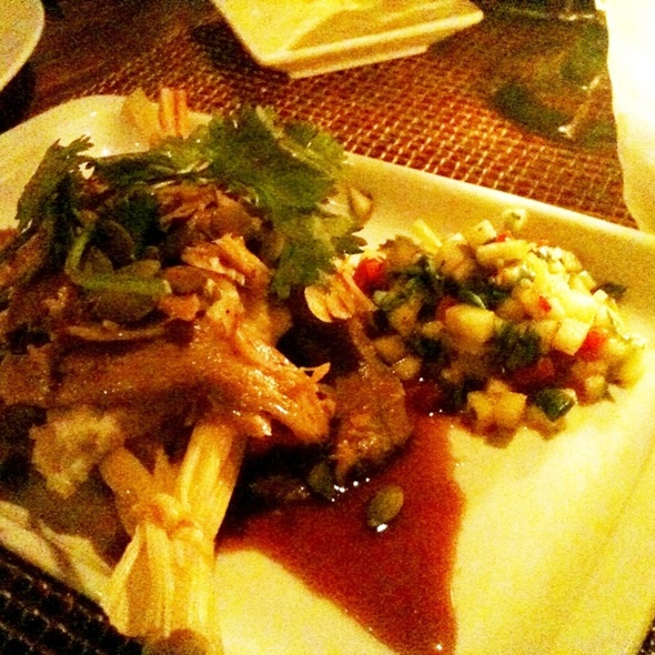 Chicken Confit - Luminaria Restaurant & Patio, Santa Fe, NM