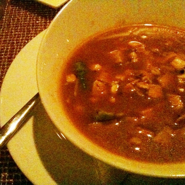 Chicken Tortilla Soup - Luminaria Restaurant & Patio, Santa Fe, NM