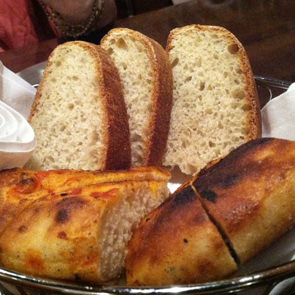 Bread Basket - Tiella, New York, NY