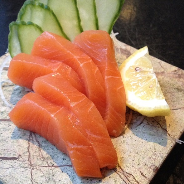 Salmon Sashimi - Nama, San Francisco, CA
