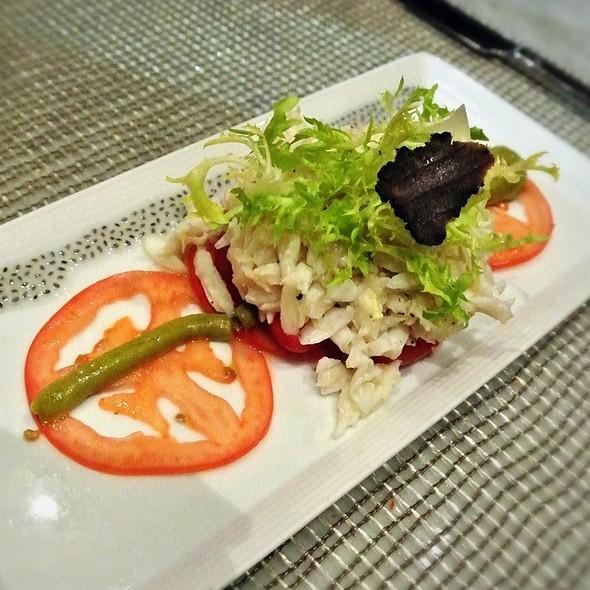 Crab & Frisee - aMuse- Le Meridien Hotel- Philadelphia, Philadelphia, PA