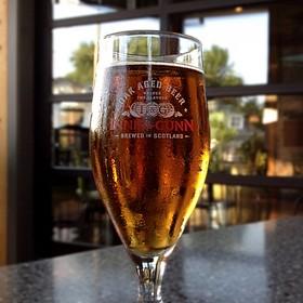 Innis & Gunn Scottish Ale - Urban Grub, Nashville, TN