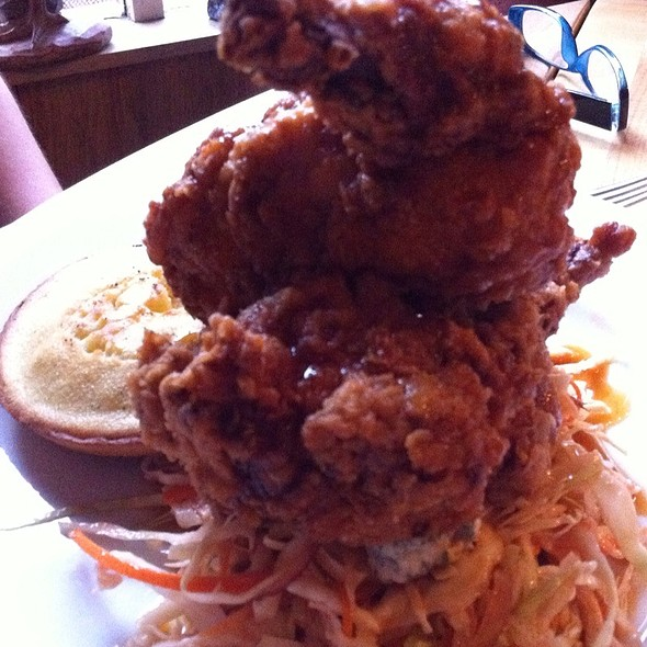 fried chicken - Table 6, Denver, CO