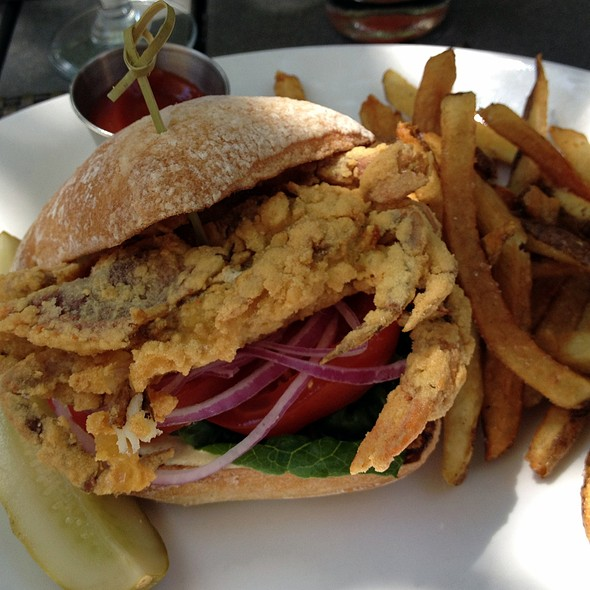 Soft Shell Crab - The Columbia Firehouse, Alexandria, VA