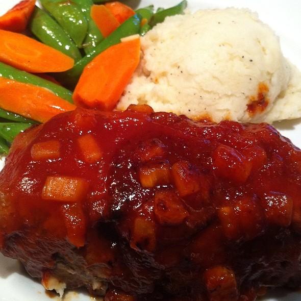 Meatloaf - Waterside Grill – Tampa Marriott Waterside, Tampa, FL