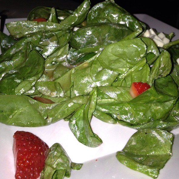 Spinach Salad - Dolores But You Can Call Me Lolita, Miami, FL