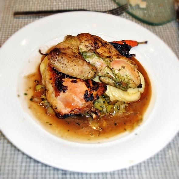 Thyme Roasted Chicken - aMuse- Le Meridien Hotel- Philadelphia, Philadelphia, PA