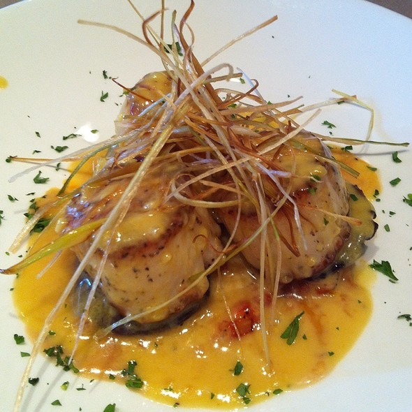 Seared Sea Scallop - Mes Reves, Bloomfield, NJ