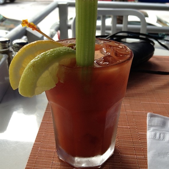 Bloody Mary - Front Porch Cafe, Miami Beach, FL