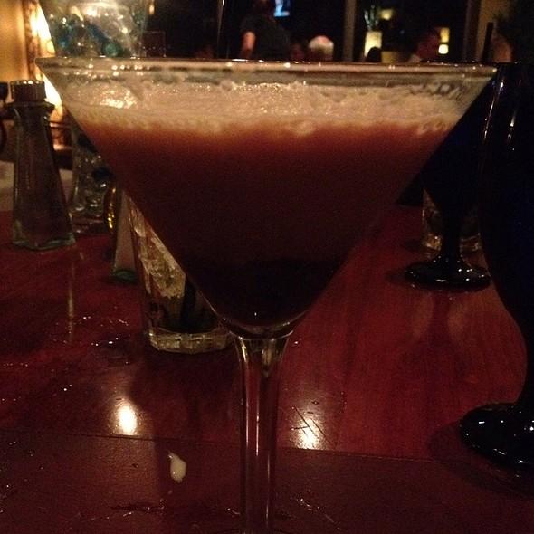 Chocolate-Espresso Martini - Bayfront Bistro, Fort Myers Beach, FL