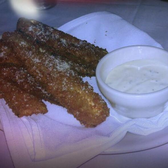 Fried Zucchini - Maggiano's - Boston, Boston, MA