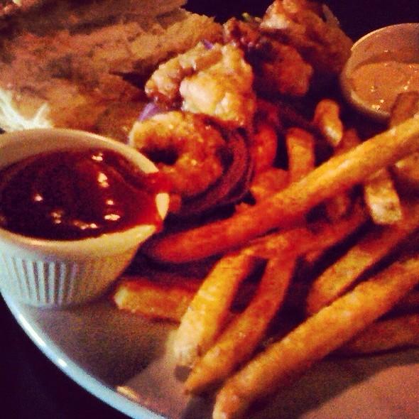 Shrimp Po Boy - Boogaloo - St. Louis, St. Louis, MO