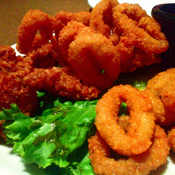 Crispy Calamari - What The Pho, Bothell, WA