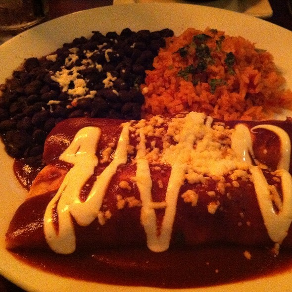 Steak Enchiladas - Asada, Laguna Beach, CA