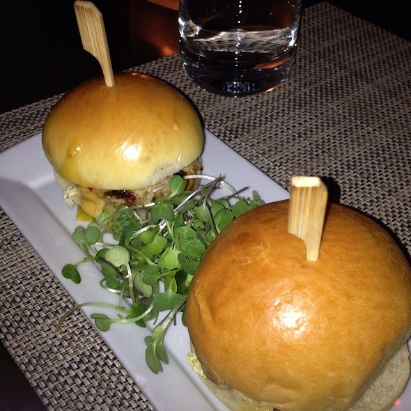Lamb Sliders - Pranna, New York, NY