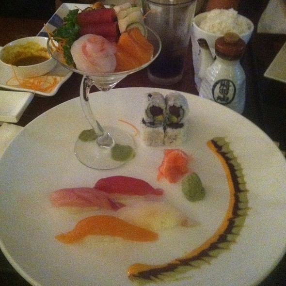 Sushi And Sashimi Dinner - Kotta Sushi Asian, Belmar, NJ