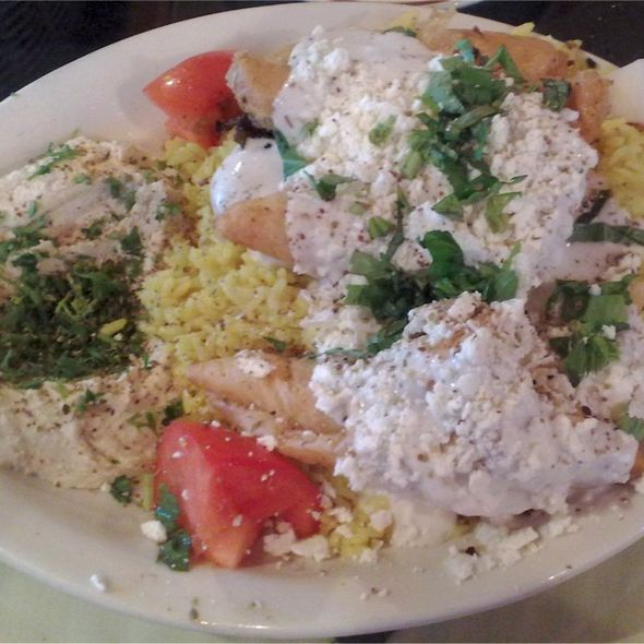 Mediterranean Kitchen Restaurant - Bellevue, WA