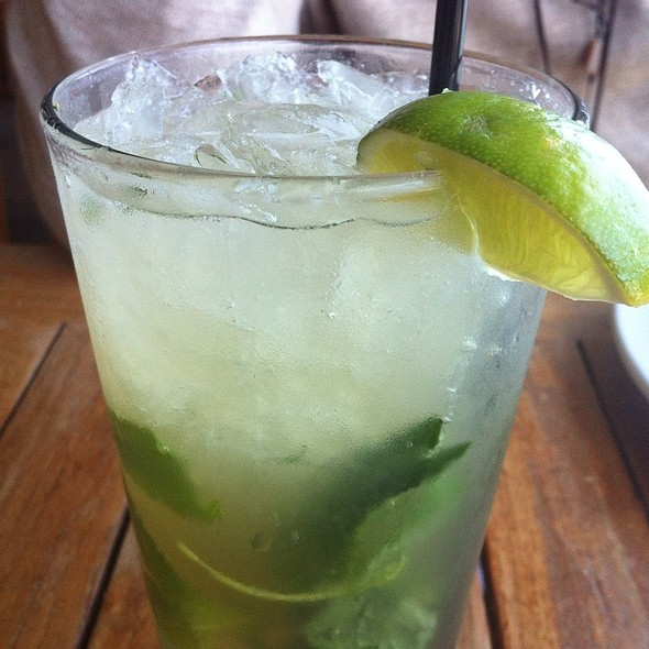 Mint Mojito - Fish Hopper, Monterey, CA