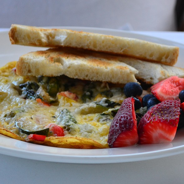 Vegetable Frittata - C Street, Richmond, VA