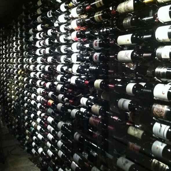 Wine Cellar - Columbus Inn, Wilmington, DE