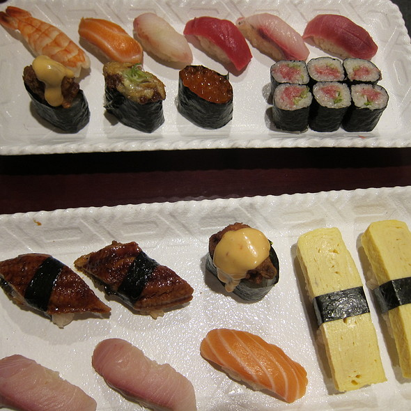 Assorted Sushi - Sushi of Gari - Upper East Side, New York, NY