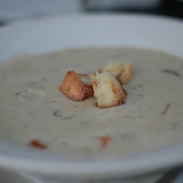 Cream Of Mushroom Soup - Francesca's Passaggio, Naperville, IL