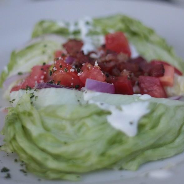 Wedge Salad - Francesca's Passaggio, Naperville, IL