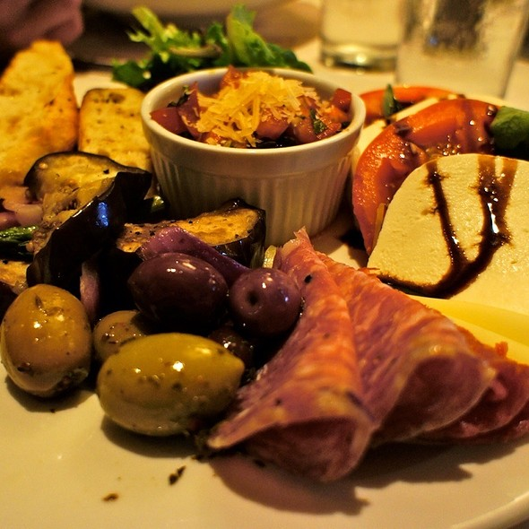 Antipasto Platter - Wheatfields Restaurant & Bar, Saratoga Springs, NY