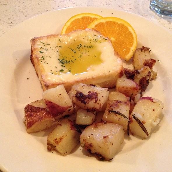 Truffle Toast - Cha:n Seattle, Seattle, WA