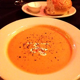 Shrimp And Lobster Bisque - Sullivan's Steakhouse - Raleigh, Raleigh, NC