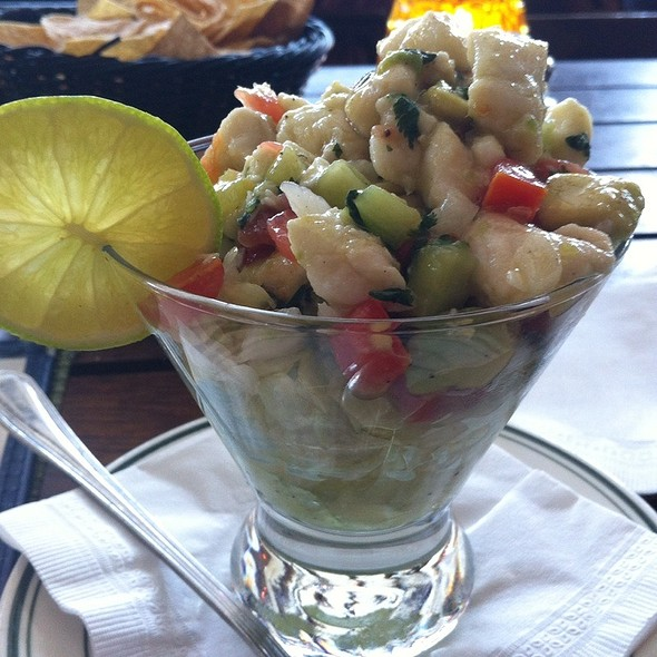Ceviche - Cafe Habana, Malibu, CA