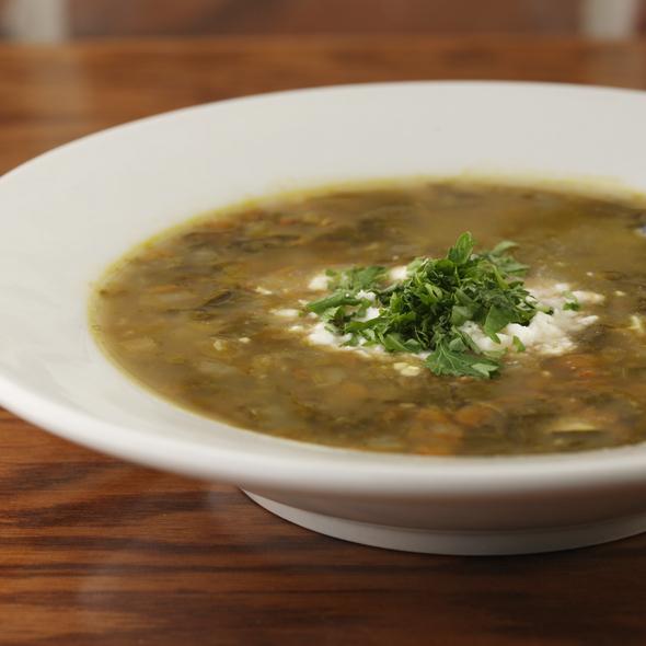 V Eight Soup - Balade, New York, NY