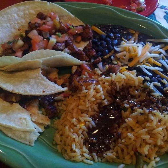 Tacos al Pastor - Jalapeno's Grill, Walpole, MA