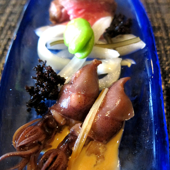 Baby Squid - Sushi Taro, Washington, DC