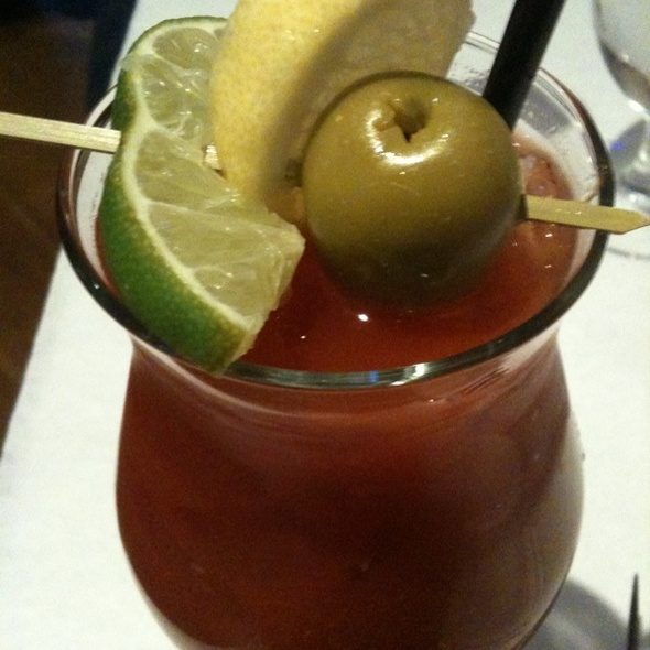 Bloody Mary - Light Horse Tavern, Jersey City, NJ