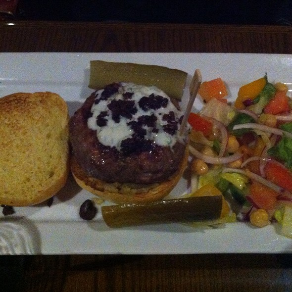 Lamb Burger - RARE Bar & Grill (Chelsea), New York, NY